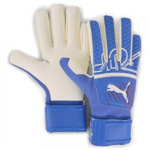 Вратарские перчатки FUTURE Z Grip 3 Negative Cut Goalkeeper Gloves PUMA. Цвет: синий