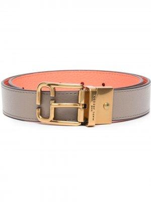 Ремень с пряжкой-логотипом Marc Jacobs. Цвет: нейтральные цвета