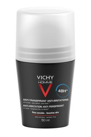 Ом дезодорант VICHY. Цвет: белый