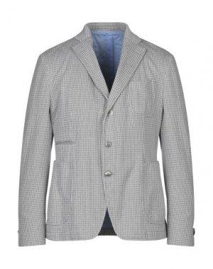 Пиджак JOHN SHEEP. Цвет: белый
