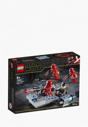 Конструктор LEGO Sith Troopers™ Battle Pack. Цвет: разноцветный