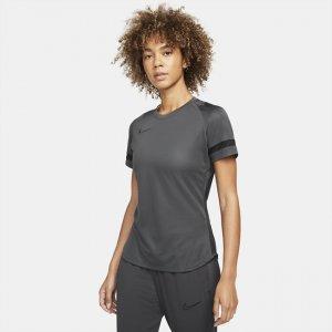 Женская игровая футболка Dri-FIT Academy - Черный Nike