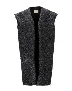 Легкое пальто MOMONÍ. Цвет: черный