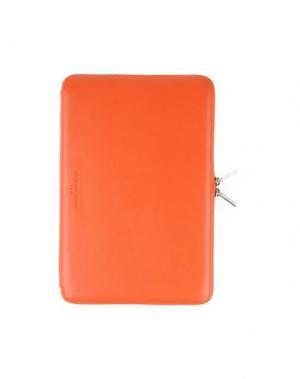 Деловые сумки GIORGIO FEDON 1919. Цвет: оранжевый