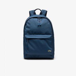 Рюкзак NEOCROC Lacoste. Цвет: синий