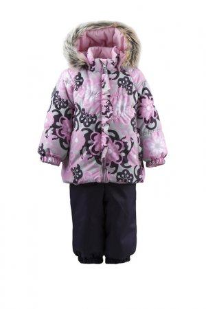 Комплект MIIA KERRY. Цвет: розовый;серый ; бордовый