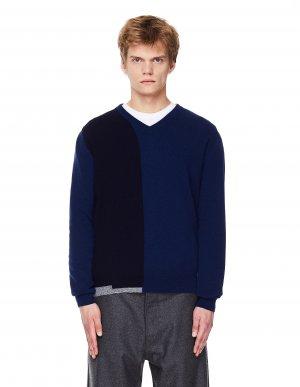 Пуловер из шерсти и кашемира Maison Margiela