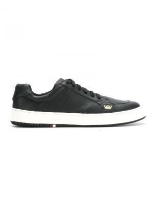 Panelled sneakers Osklen. Цвет: черный