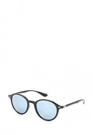 Очки солнцезащитные Ray-Ban® RB4237 601/30. Цвет: черный