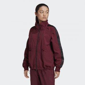 Спортивная куртка by Stella McCartney adidas. Цвет: none