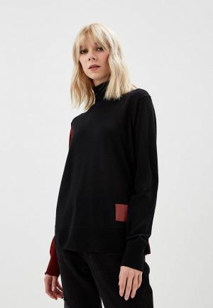 Водолазка Calvin Klein. Цвет: черный