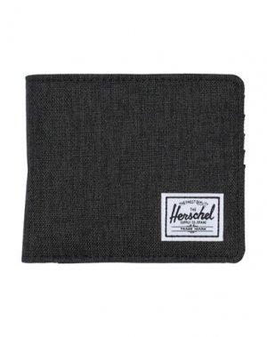 Бумажник HERSCHEL SUPPLY CO.. Цвет: стальной серый