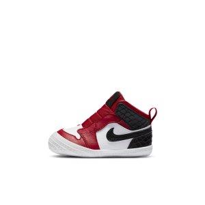 Ботинки для малышей Jordan 1 - Красный Nike