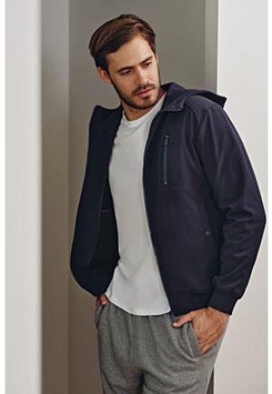 Ветровка с капюшоном Urban Fashion For Men