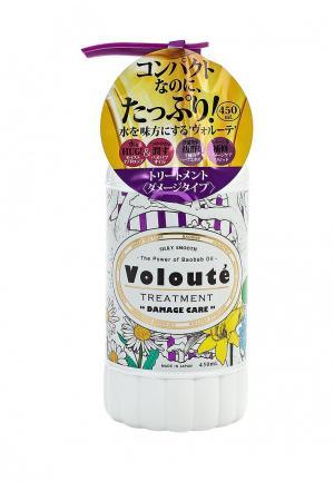 Кондиционер для волос Japan Gateway Voloute глубокое восcтановление, 450 мл