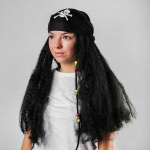 Карнавальный парик Страна Карнавалия