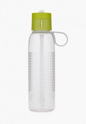 Бутылка Joseph Dot Active, 750 мл. Цвет: зеленый