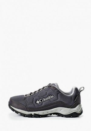 Ботинки трекинговые Columbia FIRECAMP™ III WP. Цвет: серый