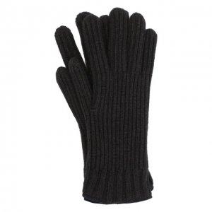 Кашемировые перчатки Fedeli. Цвет: коричневый