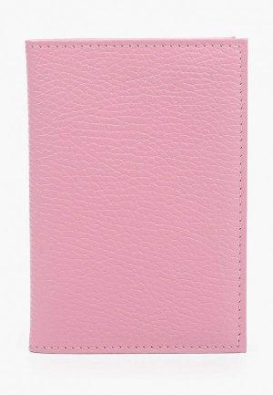 Обложка для документов Artio Nardini. Цвет: розовый