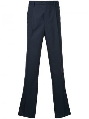 Классические брюки строгого кроя Gieves & Hawkes