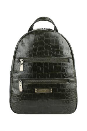 Рюкзак женский Constanta. Цвет: хаки