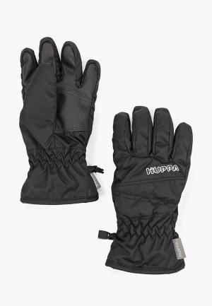 Перчатки Huppa KERAN. Цвет: черный