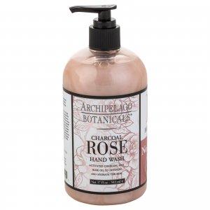 Charcoal Hand Wash 503ml Archipelago Botanicals