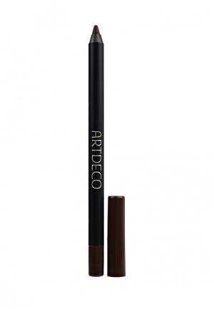 Карандаш для глаз Artdeco водостойкий 13 светло-коричневый 1,2 г. Цвет: коричневый