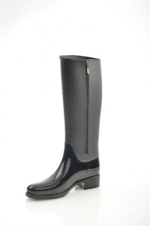 Резиновые сапоги Dino Ricci Trend. Цвет: черный