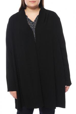 Накидка Elie Tahari. Цвет: черный black