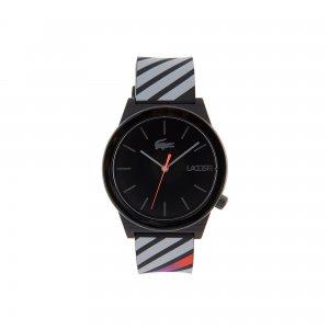 Часы MOTION Lacoste. Цвет: черный