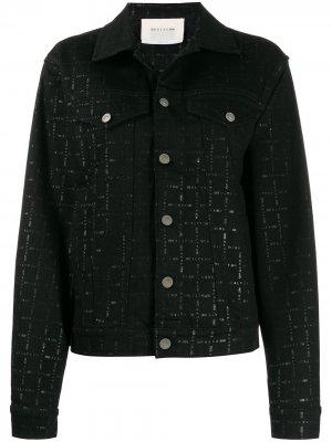 Джинсовая куртка с логотипом 1017 ALYX 9SM