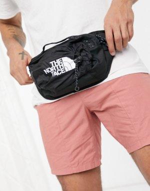 Черная сумка-кошелек на пояс Bozer III-Черный цвет The North Face