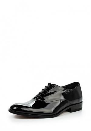 Туфли Loake Patent. Цвет: черный