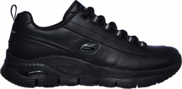Кроссовки женские Arch Fit - Citi Drive, размер 39 Skechers. Цвет: черный