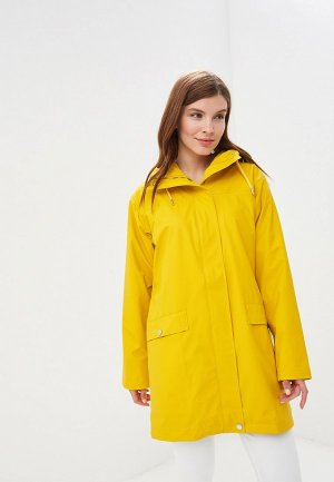 Плащ Helly Hansen W MOSS RAIN COAT. Цвет: желтый