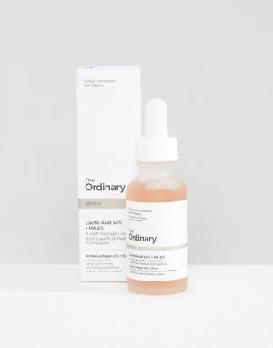 Молочная кислота 10% + HA-кислота The Ordinary