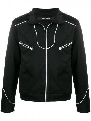 Куртка Cowboy Misbhv. Цвет: черный