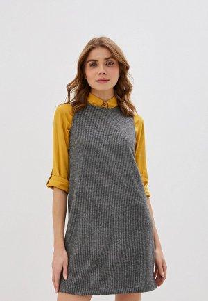 Платье Colins Colin's. Цвет: черный