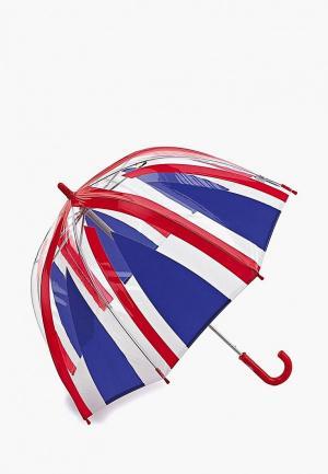 Зонт-трость Fulton. Цвет: разноцветный