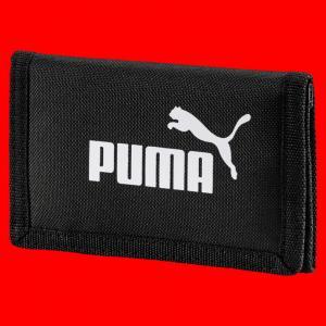 Кошелек Phase Wallet PUMA. Цвет: черный