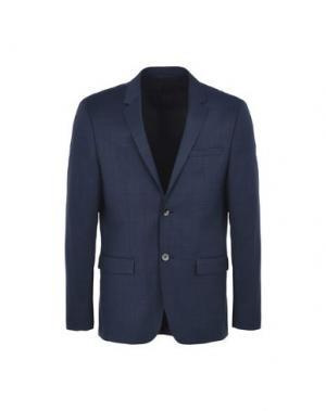 Пиджак CALVIN KLEIN. Цвет: грифельно-синий
