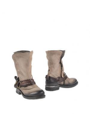 Полусапоги и высокие ботинки AIR STEP. Цвет: голубиный серый