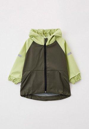 Куртка Symbion. Цвет: хаки