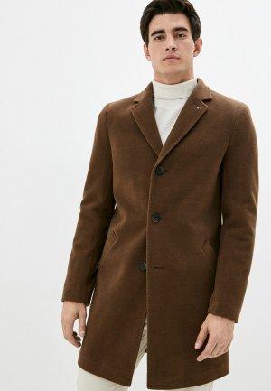 Пальто Berkytt. Цвет: хаки