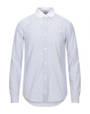 Pубашка CARVEN. Цвет: белый
