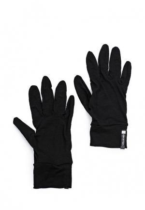 Перчатки Salomon GLOVE LINER. Цвет: черный
