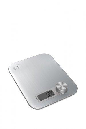 Кухонные весы CASO. Цвет: серебряный