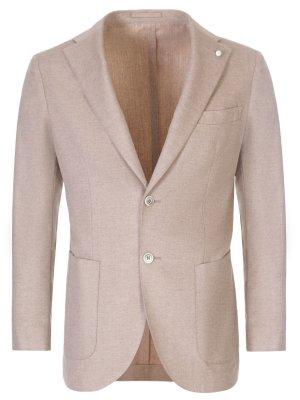 Пиджак из кашемира и шелка L.B.M. 1911